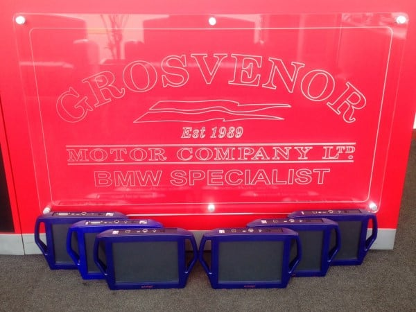 Pictures Of Grosvenor Motor Company Premises
