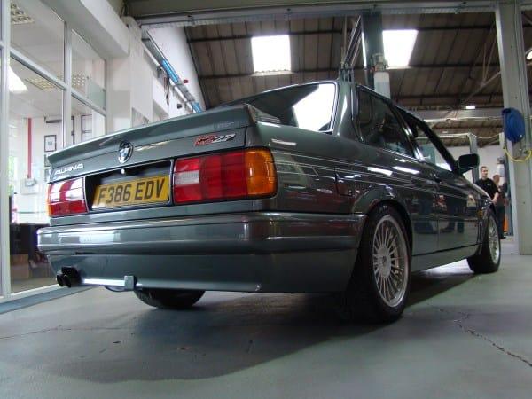 Alpina E30 1