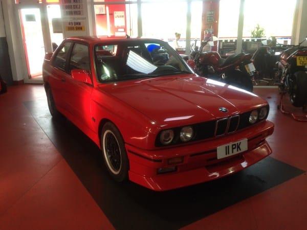BMW E30 M3 1