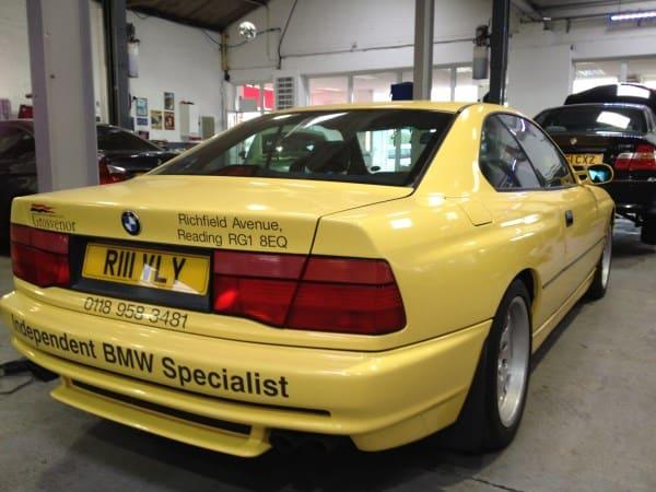 BMW E31 840ci 2