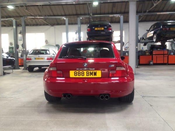 BMW Z3m 1