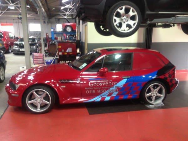 BMW Z3m 2