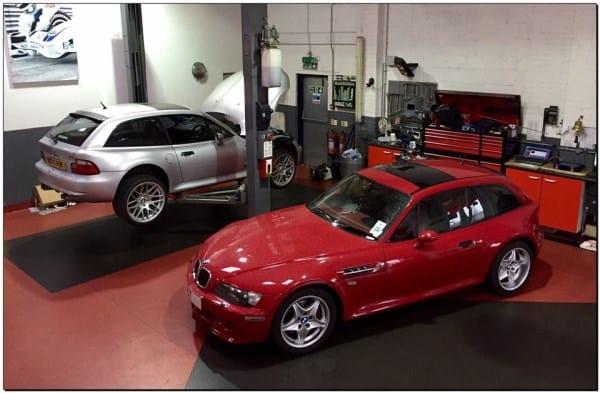 BMW Z3m 3