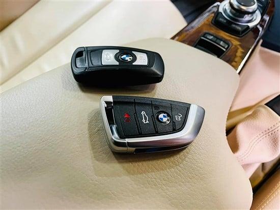 BMW F-Series Key Remote Upgrades