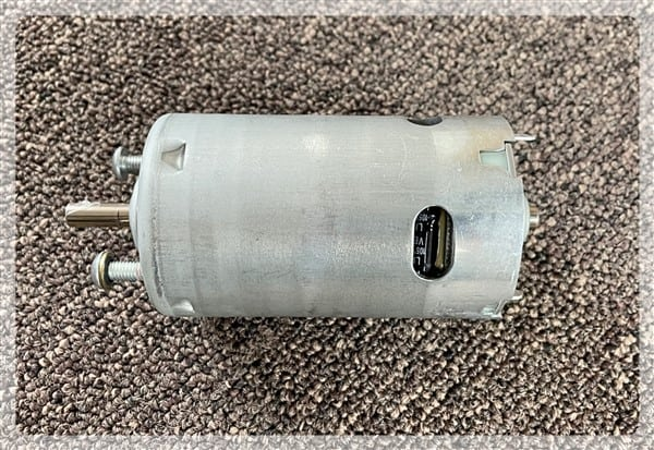 BMW F23 2-Series Convertible Roof Motor Failure