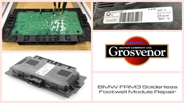 BMW FRM3 Module BMW MINI REPAIR SERVICE *MAIL IN SERVICE*