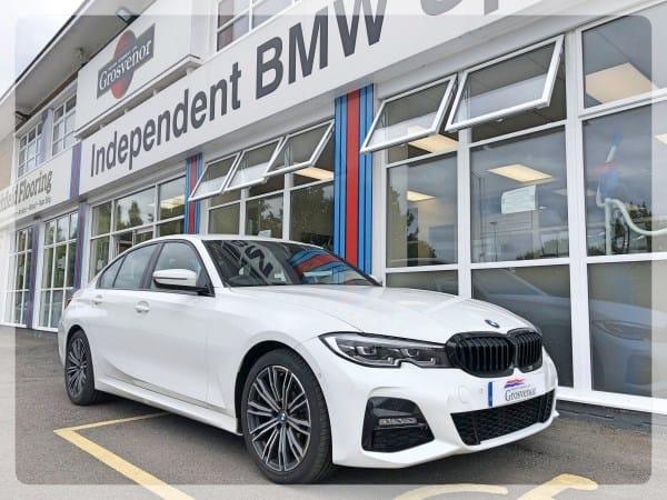 BMW G20 G21 Coding Grosvenor Motor Company