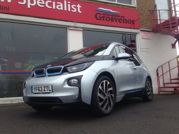 BMW i3 Coding Options