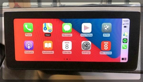 BMW i3 & i8 Apple CarPlay Activation Retrofit