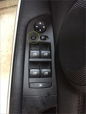 E90 Remote Power Folding Mirrors