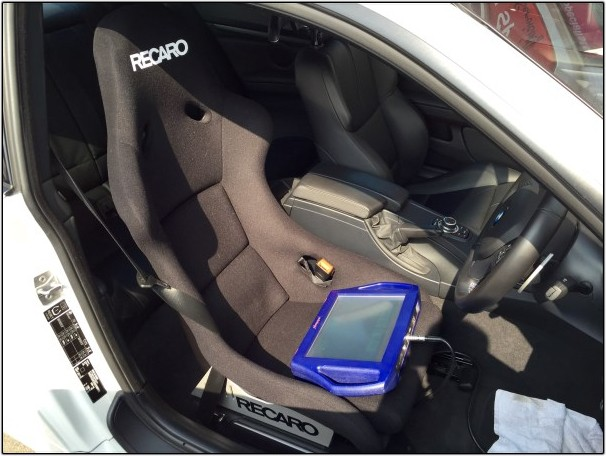 BMW removal coding for Recaro Seats