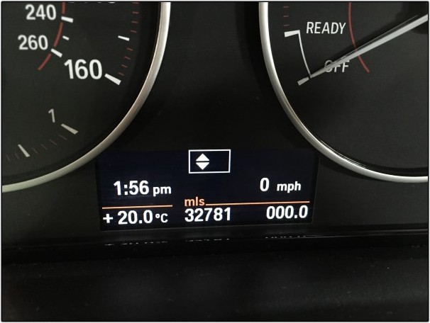 BMW F20 / F21 / 1-Series Digital Speedo Activation