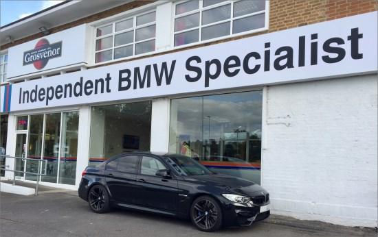 BMW F80 M3 & F82 F83 M4 Coding Options - Grosvenor Motor Company