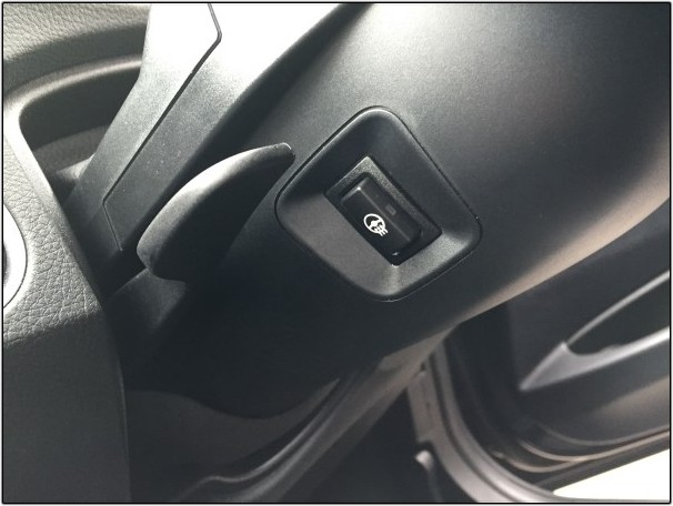 F80 M3 Heated Steering Wheel Button