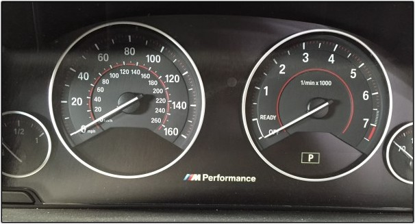 Instrument cluster boot logo – Change instrument cluster boot logo to ///M Performance.