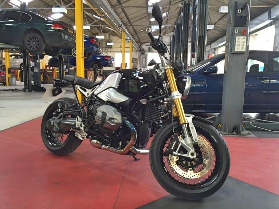 BMW Motorrad Software Updates