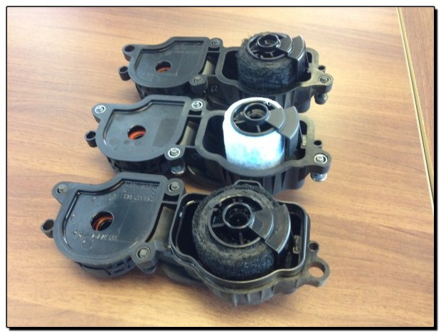 BMW Diesel Engine Block Breather