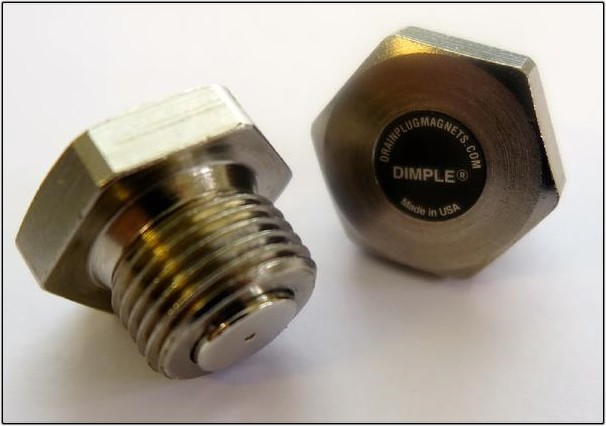 The Dimple™ Super Sump Drain Plugs