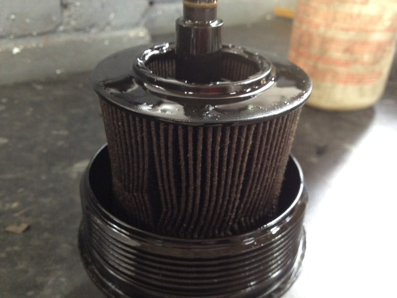 The importance of using genuine BMW oil filters