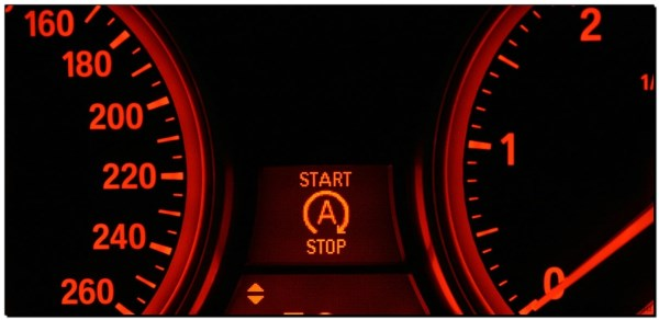 BMW Start-stop Technology