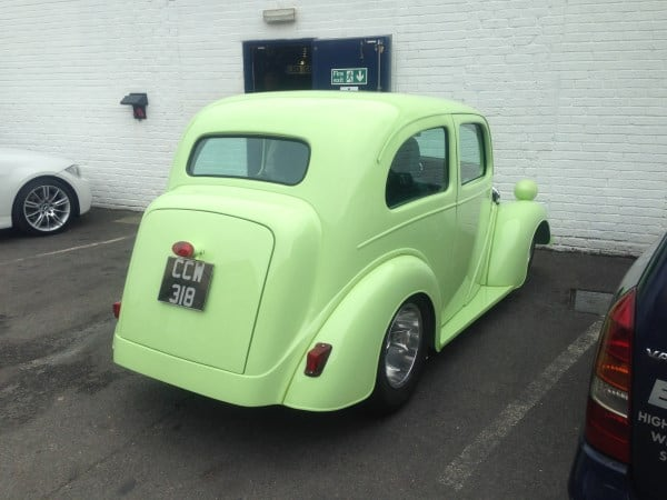 Ford Pop 5