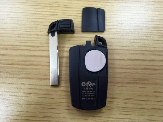 BMW Key Remote Battery CAS BMW Key Remote E90 E60 E87 Supply and Coding