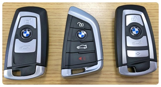 BMW Key Remote F-Series Supply and Coding