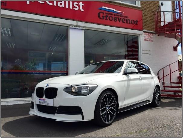 BMW F20- 1-Series & 2-Series Coding Options