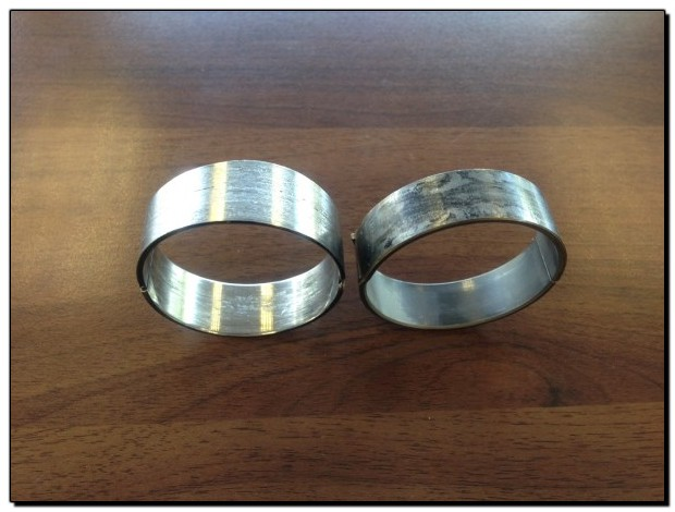 E46 M3 S54 spinning con rod bearings