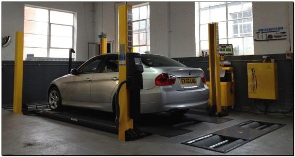 BMW MOT Testing in Reading at Grosvenor Motor Company