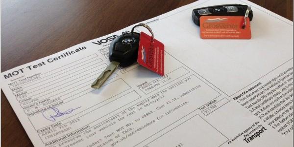 BMW MOT Testing in Reading - Grosvenor Motor Company - BMW Specialist Reading