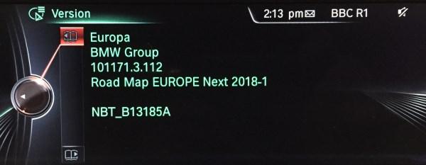 Road Map Europe NEXT 2018-1