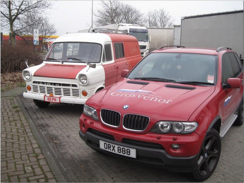 BMW Powered Mk1 Ford Transit
